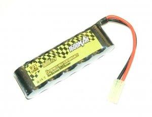 GPX 1600mAh 7.2V NiMH Mini Tamiya