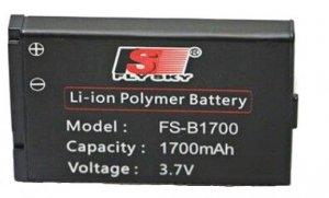 1700mAh 3.7V Li-Ion FS-BA1700 FlySky - nadajnikowy