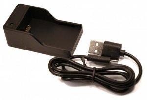 Ładowarka czarna do JJRC 8993W + kabel Micro USB