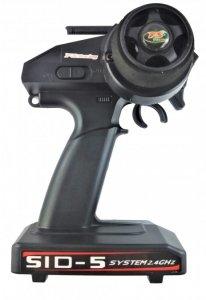 Radio pistoletowe FS RACING SID-5 2.4GHz 2CH - POSERWISOWE