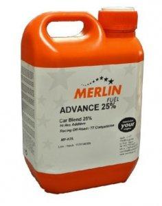Paliwo Merlin Advance 25% Car 5.0L