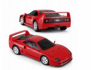 Ferrari F40 1:24, RTR - Czerwony