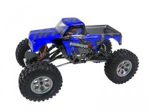 Mini Rock Crawler 1:16 4WD 2.4GHz 4CH RTR - niebieski