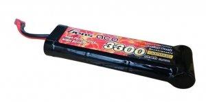 3300mAh 8.4V Flat Pack Gens Ace