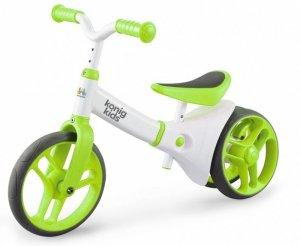 Rowerek biegowy Konig - zielony