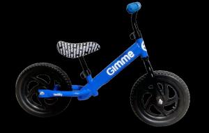 Rowerek biegowy Teddy - niebieski