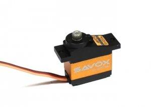 Serwo Savox SH-0257MG 14g (micro, 2.2kg/.0,13sec)