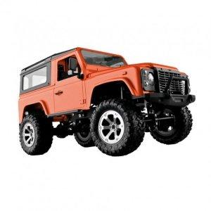 Samochód terenowy Fayee 1:16 2.4GHz RTR - pomarańczowy