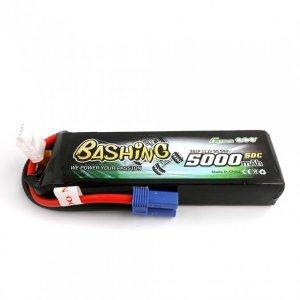 5000mAh 11.1V 60C BASHING EC5 Gens Ace