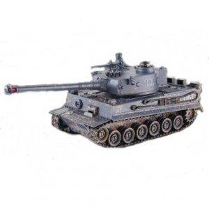 German King Tiger v3 1:28 2.4GHz RTR - POSERWISOWY (uszkodzona elektronika)