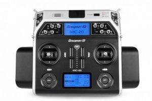 Aparatura MC-20 HoTT 2.4GHz 12CH (odbiornik GR-16, interfejs USB, pulpit, walizka, akumulator, ładowarka)