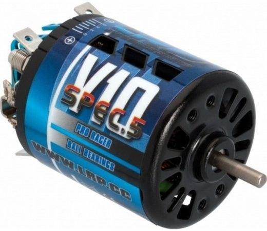 Silnik szczotkowy  V10 SPEC5 17x2