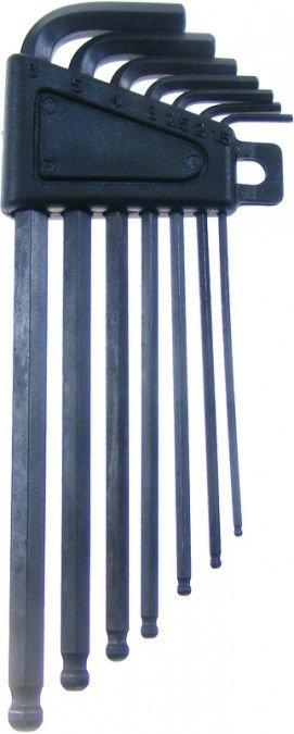 Zestaw kluczy imbusowych 1.5/2/2.5/3/4/5/6mm
