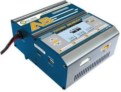 Ładowarka Vista Power A8 1350W (przerywa w trakcie ładowania)