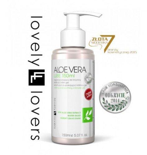 Lovely Lovers Aloe Vera Lube 150 ml