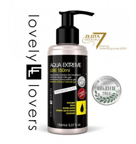 Lubrykant Lovely Lovers Aqua Extreme Lube 150 ml