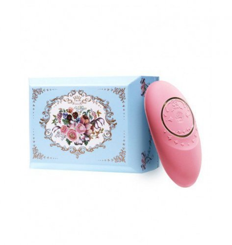 Masażer - Zalo Jeanne Rouge Pink