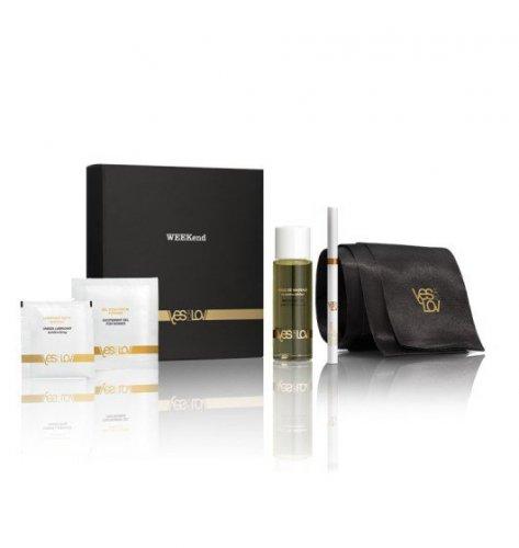 Zestaw Kosmetyków Intymnych YESforLOV Weekender Kit