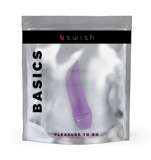 Wibrator B Swish Bmine Basic Curve Orchid