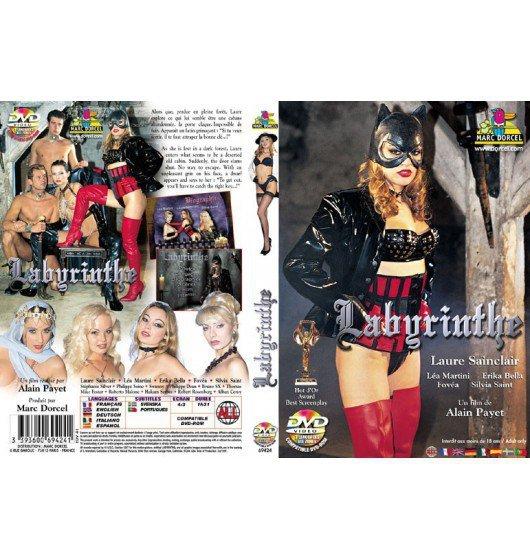 DVD Marc Dorcel - Labyrinthe