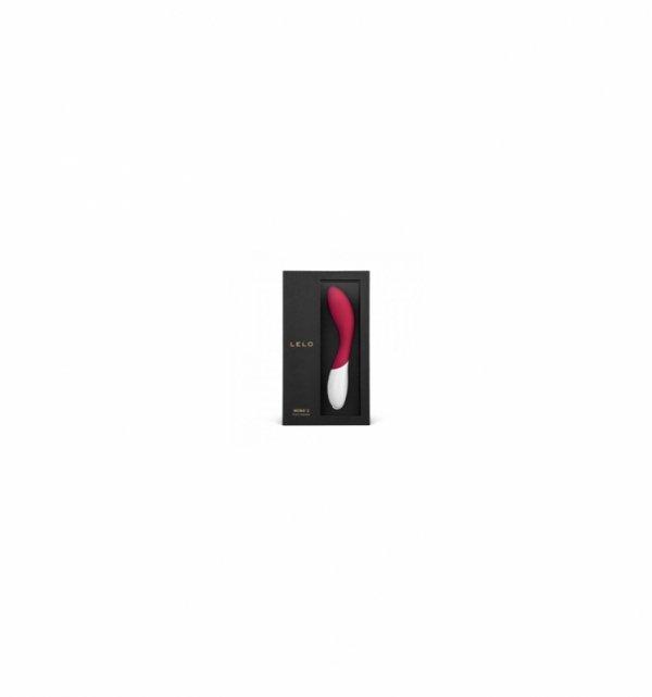 Stymulator punktu G- LELO - Mona 2, red