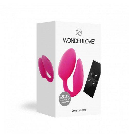 Zdalna zabawka dla par Love to Love Wonderlove
