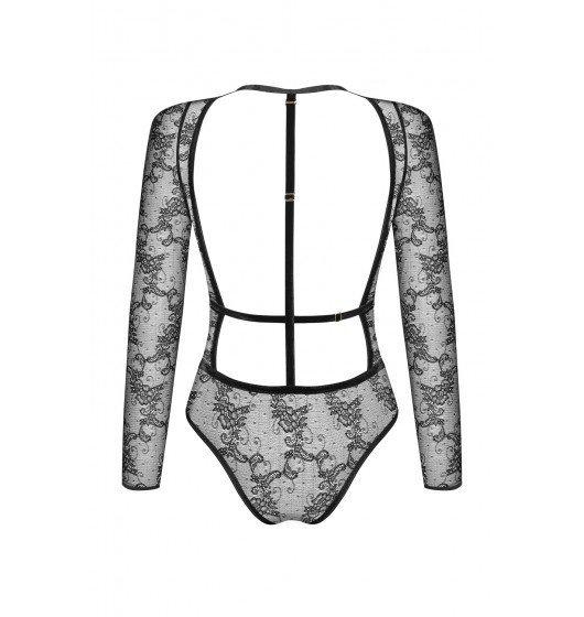 Koronkowe Body Petitenoir Lace Body XL