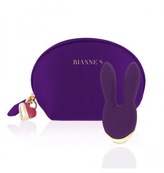 Wibrator Rianne S Essentials Bunny Bliss Deep Purple