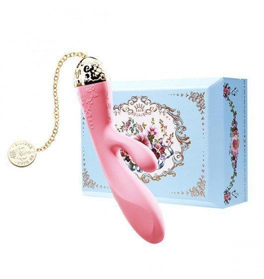 Zalo Versailles Rosalie Rouge Pink