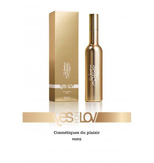 YESforLOV Eau de Parfum Rejouissance for Women 100 ml