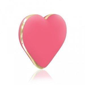 Stymulator serduszko - Rianne S - Heart Vibe (coral rose)