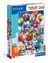 Puzzle 24 elementy Maxi Pixar Party