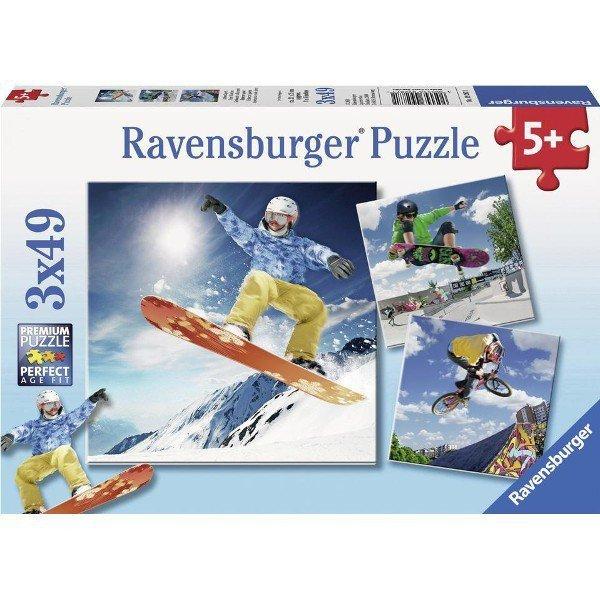 RAVEN. 3X49 EL. Sport