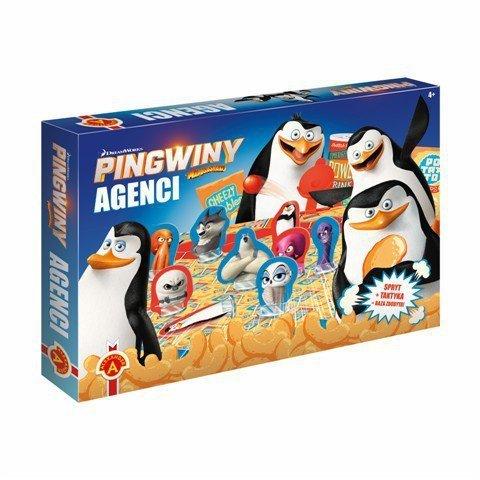 Gra Agenci, Pingwiny z Madagaskaru