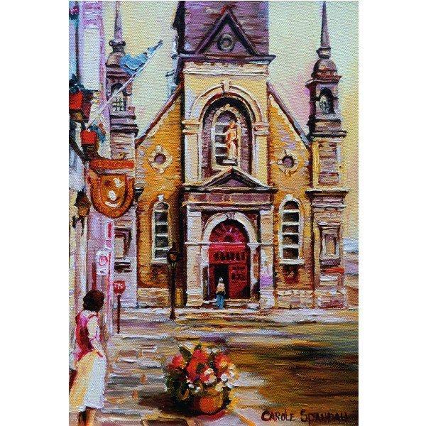 1000 EL. Kościół w Montrealu