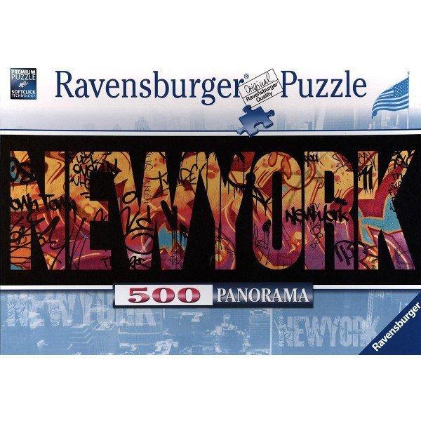 RAVEN. 500 EL. New York graffiti