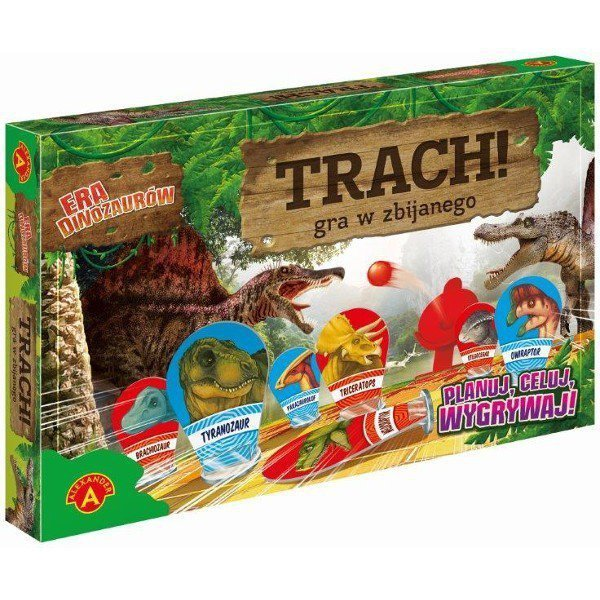 Gra Trach - Era dinozaurów