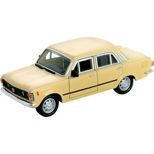 WELLY Fiat 125P 1/34