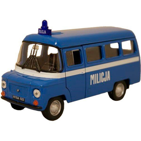 WELLY Nysa Policja 1/34