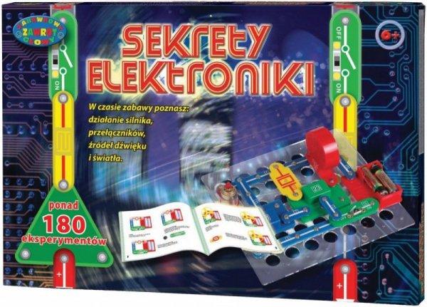 Sekrety Elektroniki 180 eksperymentów