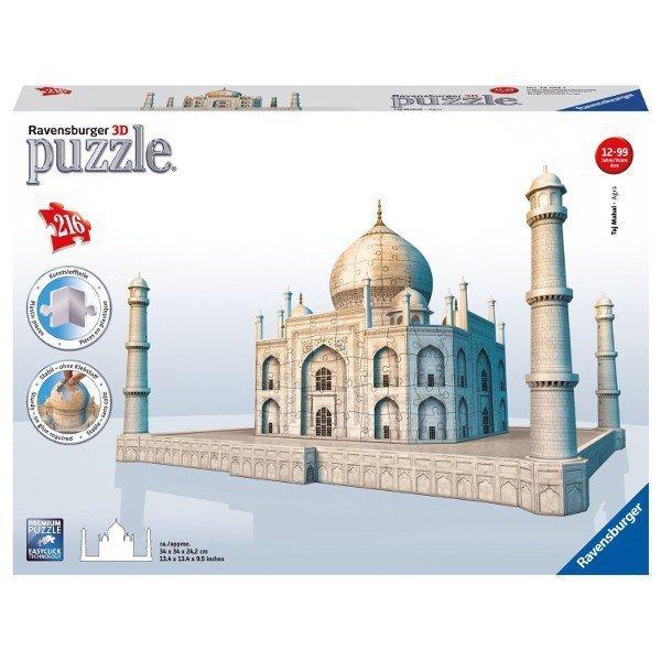 216 ELEMENTÓW 3D Taj Mahal