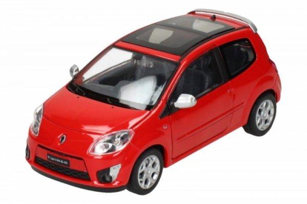Renault Twongo GT, czerwone