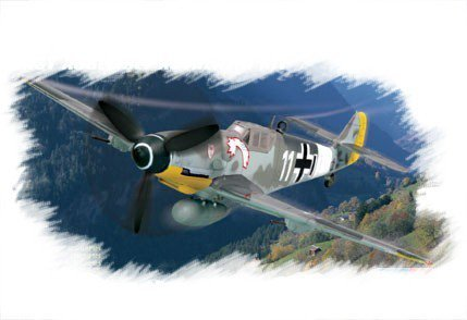 HOBBY BOSS Bf109 G-6 ear ly