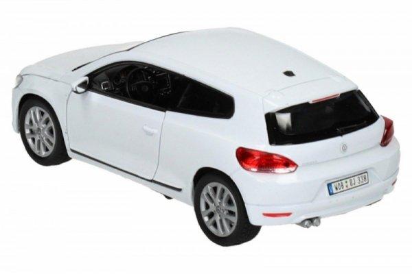 Volkswagen Scirocco, biały