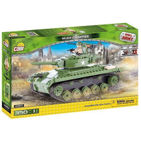Klocki Small Army M 24 Cha ffee