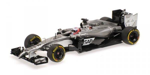 MINICHAMPS McLaren Merce des MP4-29 #22