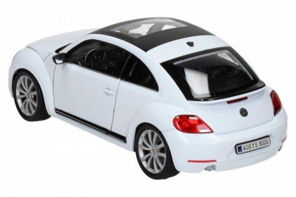 Volkswagen New Beetle, biały