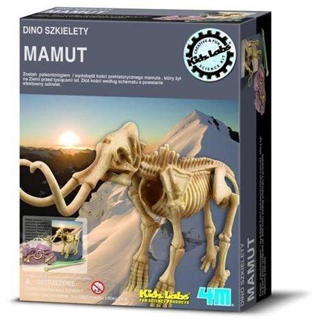Wykopaliska Mamut