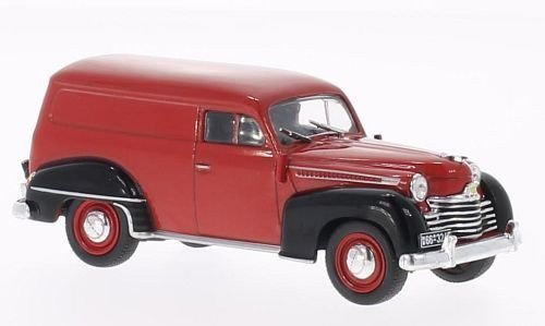 Opel Olympia box wagon 1950