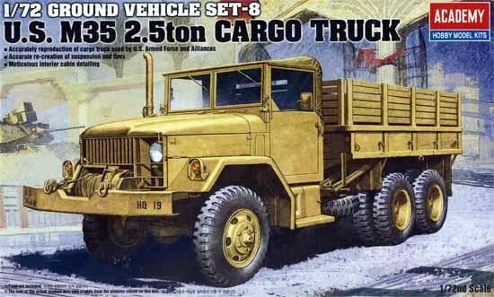 ACADEMY US M35 2.5ton Cargo Truck